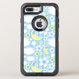 Coque Otterbox Defender Pour iPhone 7 Plus arrière - plan d'enfant