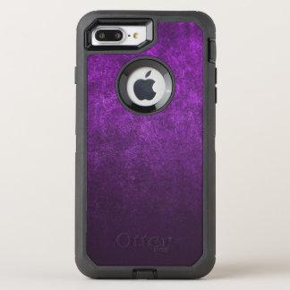 Coque Otterbox Defender Pour iPhone 7 Plus Arrière - plan pourpre abstrait ou papier avec