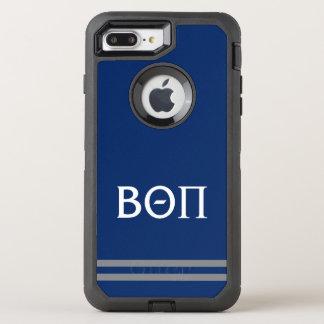 Coque Otterbox Defender Pour iPhone 7 Plus Bêta rayure de sport du thêta pi |