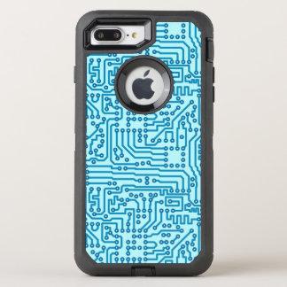 Coque Otterbox Defender Pour iPhone 7 Plus Carte électronique de Digitals
