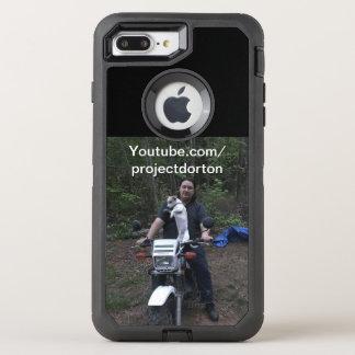 Coque Otterbox Defender Pour iPhone 7 Plus Doby sur un vélo