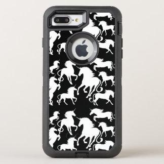 Coque Otterbox Defender Pour iPhone 7 Plus ensemble de licornes