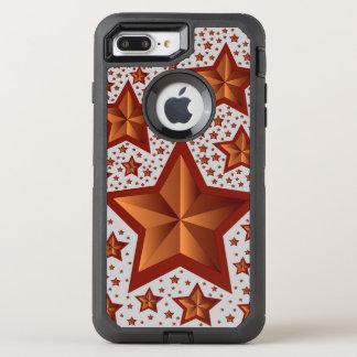 Coque Otterbox Defender Pour iPhone 7 Plus étoiles