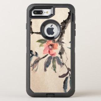Coque Otterbox Defender Pour iPhone 7 Plus Fleurs