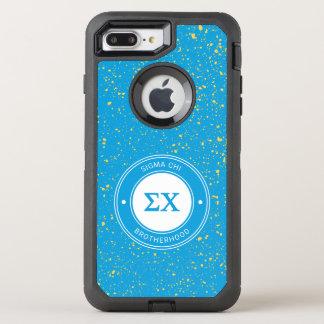 Coque Otterbox Defender Pour iPhone 7 Plus Insigne du Chi   de sigma