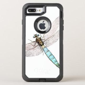 Coque Otterbox Defender Pour iPhone 7 Plus Libellule de Digitals