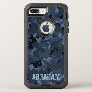 Coque Otterbox Defender Pour iPhone 7 Plus Modèle nommé de Camo de nuit