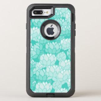 Coque Otterbox Defender Pour iPhone 7 Plus Motif 2 de Lotus