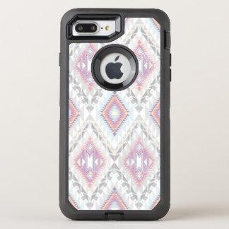 Coque Otterbox Defender Pour iPhone 7 Plus Motif aztèque géométrique abstrait