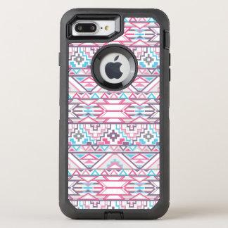 Coque Otterbox Defender Pour iPhone 7 Plus Motif aztèque géométrique abstrait 3