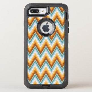 Coque Otterbox Defender Pour iPhone 7 Plus Motif d'arrière - plan de Chevron