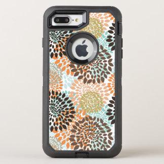 Coque Otterbox Defender Pour iPhone 7 Plus Motif floral 6