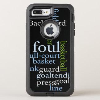 Coque Otterbox Defender Pour iPhone 7 Plus Plein iPhone d'OtterBox Apple de cour de