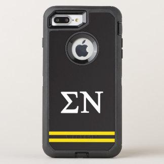 Coque Otterbox Defender Pour iPhone 7 Plus Rayure de sport du NU | de sigma