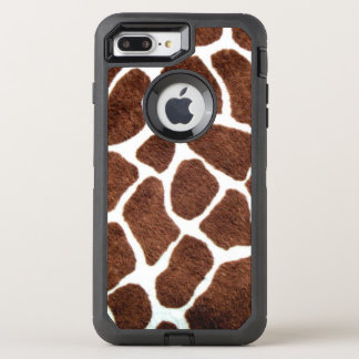 Coque Otterbox Defender Pour iPhone 7 Plus Taches de girafe
