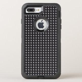 Coque Otterbox Defender Pour iPhone 7 Plus Texture en acier cloutée