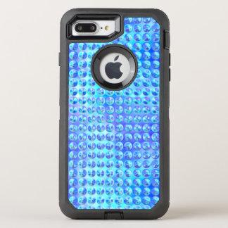 Coque Otterbox Defender Pour iPhone 7 Plus Verre bleu Nubby