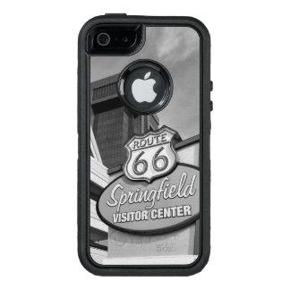 Coque OtterBox iPhone 5, 5s Et SE Accueil à la gamme de gris de Springfield