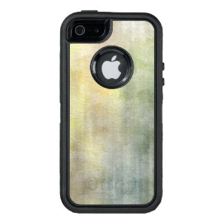 Coque OtterBox iPhone 5, 5s Et SE arrière - plan abstrait d'aquarelle d'art sur le