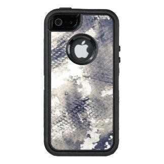 Coque OtterBox iPhone 5, 5s Et SE Arrière - plan grunge abstrait. Aquarelle, encre