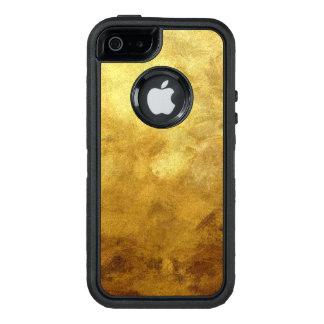 Coque OtterBox iPhone 5, 5s Et SE arrière - plan peint par résumé d'art dans la