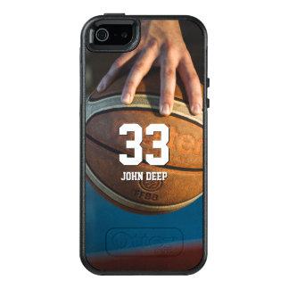 Coque OtterBox iPhone 5, 5s Et SE Basket-ball aucun cadeau de cool de sport de  