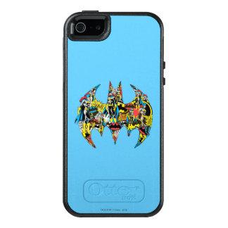 Coque OtterBox iPhone 5, 5s Et SE Batgirl - meurtrier