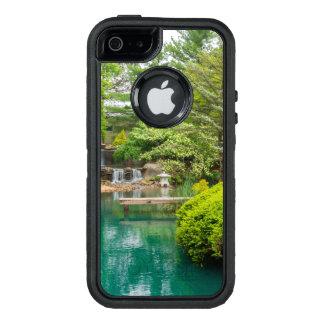 Coque OtterBox iPhone 5, 5s Et SE Beauté botanique de ressort