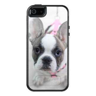 Coque OtterBox iPhone 5, 5s Et SE Bouledogue français impertinent