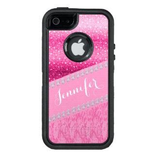 Coque OtterBox iPhone 5, 5s Et SE Caisse de téléphone d'Otterbox imprimée par