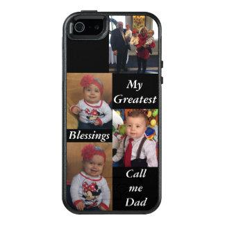 Coque OtterBox iPhone 5, 5s Et SE Caisse personnalisée de téléphone de photo