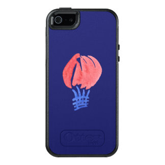 Coque OtterBox iPhone 5, 5s Et SE Cas de l'iPhone 5/5s/SE d'Apple de ballon à air