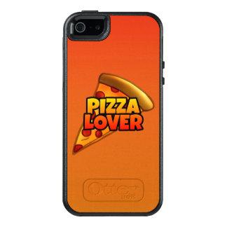 Coque OtterBox iPhone 5, 5s Et SE Cas de l'iPhone SE/5/5s Otterbox d'amant de pizza