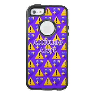 Coque OtterBox iPhone 5, 5s Et SE Cas vigilant de l'iPhone SE/5/5s Otterbox