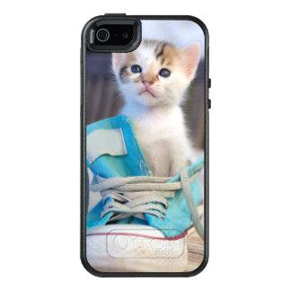 Coque OtterBox iPhone 5, 5s Et SE Chaton dans une chaussure