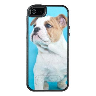 Coque OtterBox iPhone 5, 5s Et SE Chiot mignon de bouledogue
