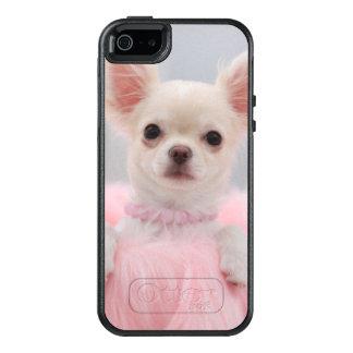 Coque OtterBox iPhone 5, 5s Et SE Chiwawa dans le rose