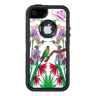 Coque OtterBox iPhone 5, 5s Et SE Colibris