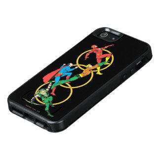 Coque OtterBox iPhone 5, 5s Et SE Collection superbe 11 de Powers™