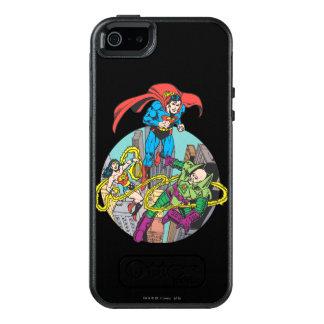 Coque OtterBox iPhone 5, 5s Et SE Collection superbe 6 de Powers™
