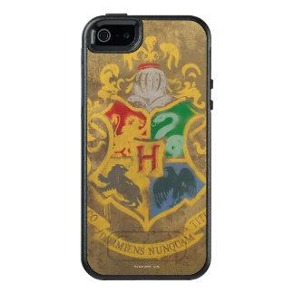 Coque OtterBox iPhone 5, 5s Et SE Crête rustique de Harry Potter | Hogwarts