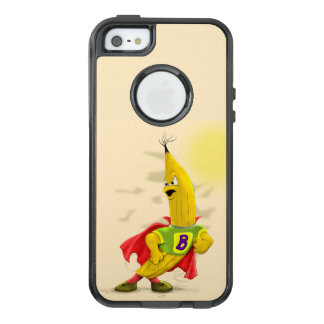 Coque OtterBox iPhone 5, 5s Et SE CS ÉTRANGER B de l'iPhone SE/5/5s   de M.BANANA