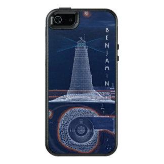 Coque OtterBox iPhone 5, 5s Et SE Diagramme historique de modèle de phare