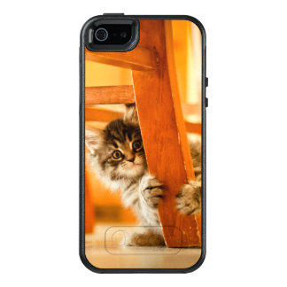 Coque OtterBox iPhone 5, 5s Et SE Kitty sous la chaise