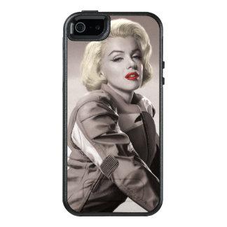 Coque OtterBox iPhone 5, 5s Et SE La moto de Marilyn