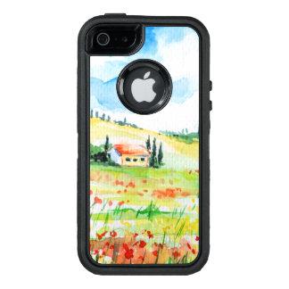Coque OtterBox iPhone 5, 5s Et SE La Toscane