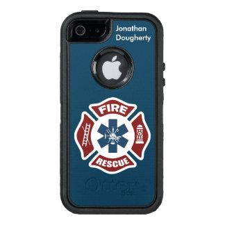 Coque OtterBox iPhone 5, 5s Et SE Le feu et délivrance