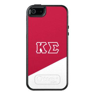 Coque OtterBox iPhone 5, 5s Et SE Lettres de Grec du sigma | de Kappa