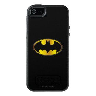 Coque OtterBox iPhone 5, 5s Et SE Logo ovale de gradient du symbole   de Batman