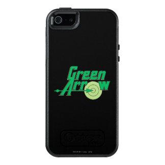 Coque OtterBox iPhone 5, 5s Et SE Logo vert de flèche